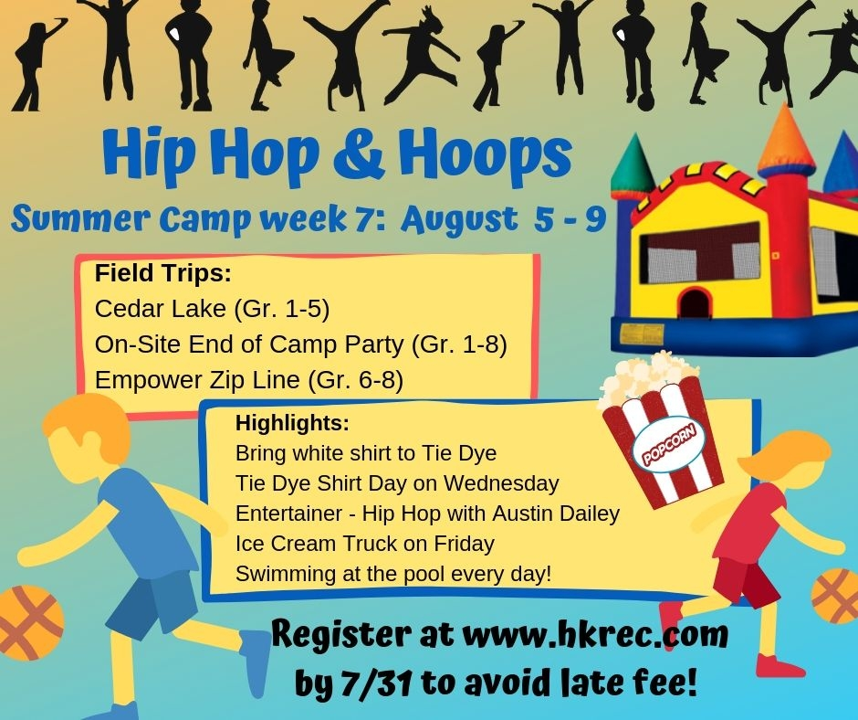 Childcare - Summer Camp - After School Program - HK Recreation